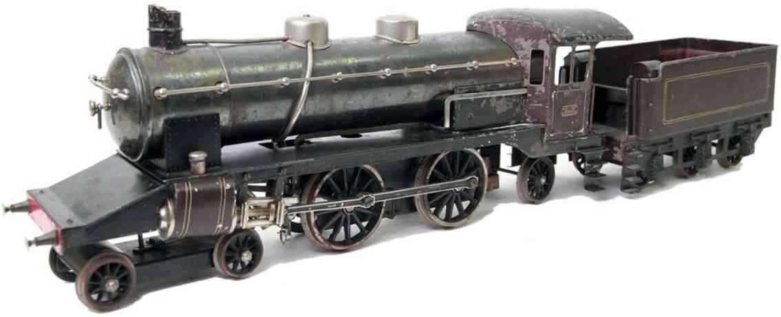 marklin maerklin ece 4023 railway toy engine spirit steam locomotive brown gauge 3