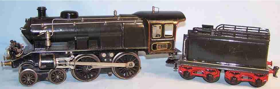 maerklin ee 65/13021 spielzeug eisenbahn dampflokomotive 20 volt spur 1