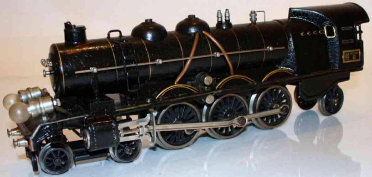 maerklin h 64/13030 plm franzoesische 20 volt dampflokomotive schwarz spur 0