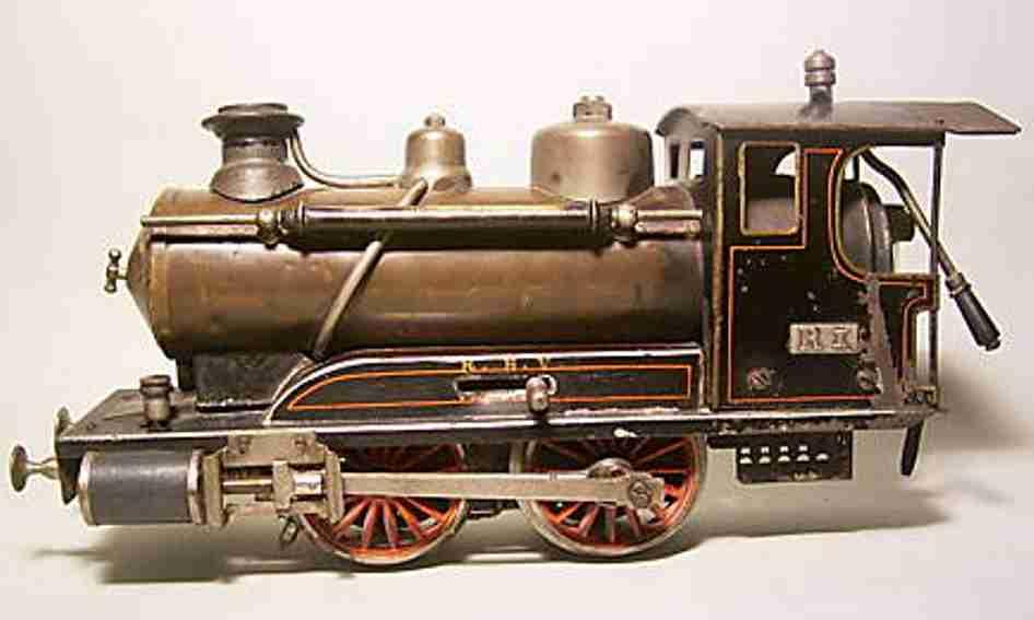 maerklin r 4021 spielzeug eisenbahn spiritusdampflokomotive spur 1