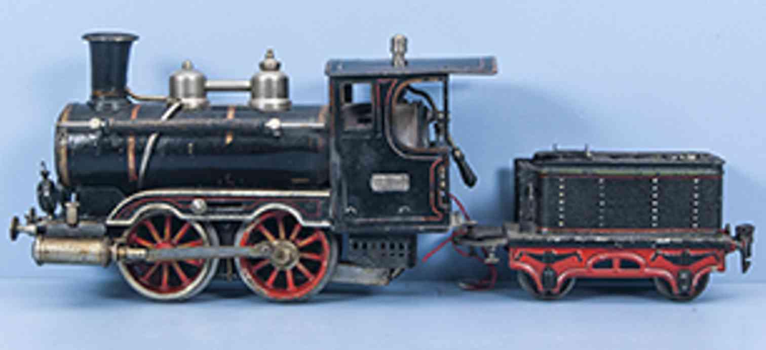 marklin maerklin r 4021 1901 railway toy engine spirit steam locomotive gauge 1