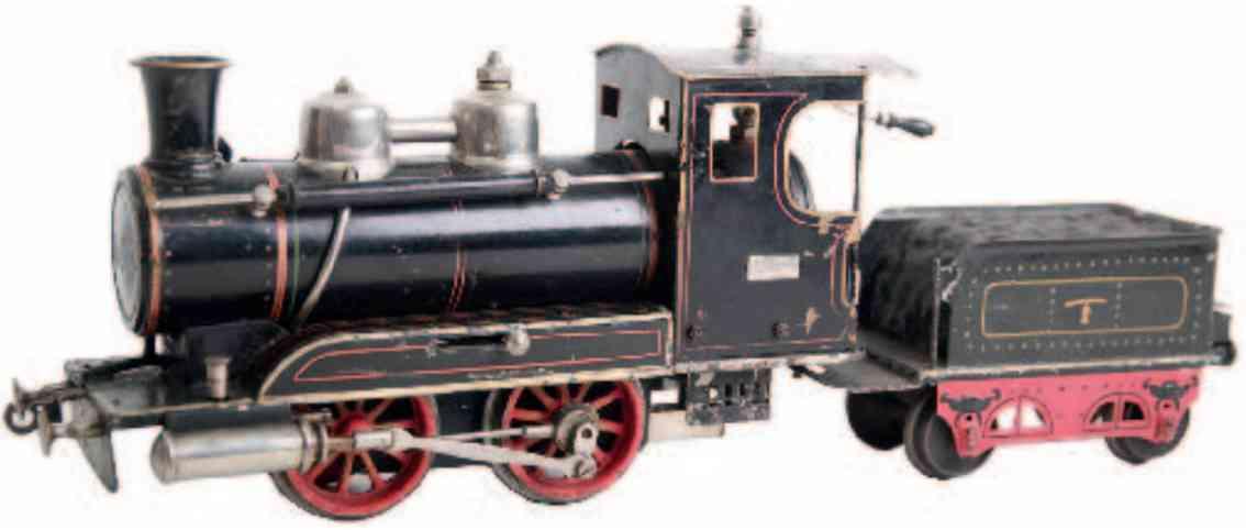 marklin maerklin r 4022/II railway toy engine spirit steam locomotive gauge 2