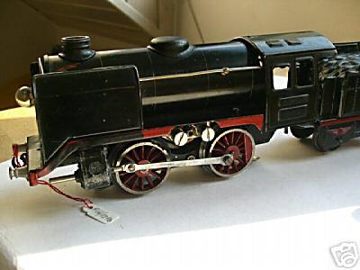 maerklin r 66/12900 spielzeug eisenbahn 20 volt dampflokomotive spur 0