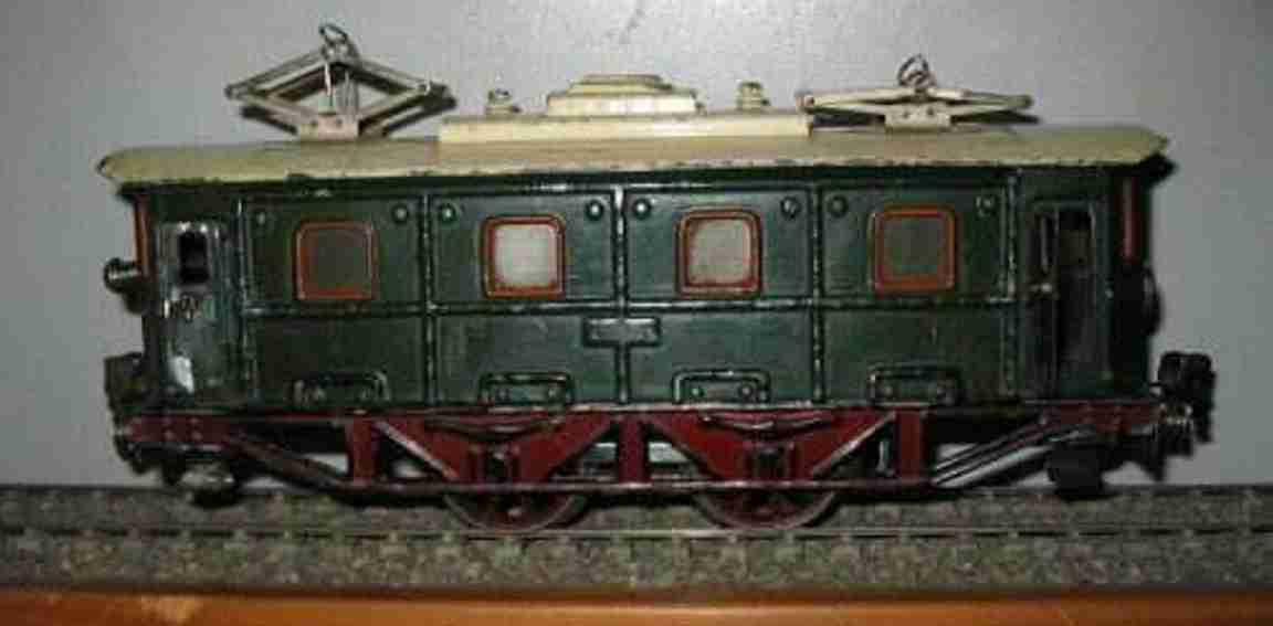 maerklin rs 1020 spielzeug eisenbahn elektrische vollbahnlokomotive gruen spur 0