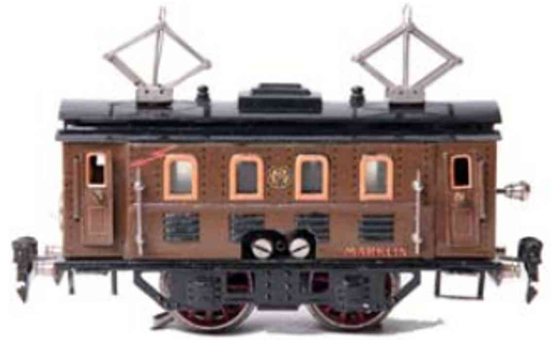 marklin maerklin rs 12950 engine 20 volt full-track locomotive 2 pantograhps gauge 0