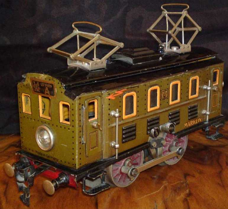 maerklin rs 65/13050 spielzeug eisenbahn 20 volt vollbahn-lokomotive spur 0