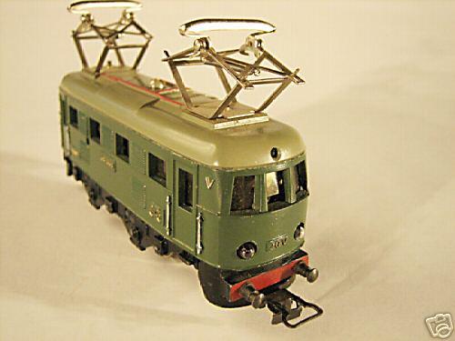 maerklin rs 800 n spielzeug eisenbahn elektrolokomotive gruen spur h0