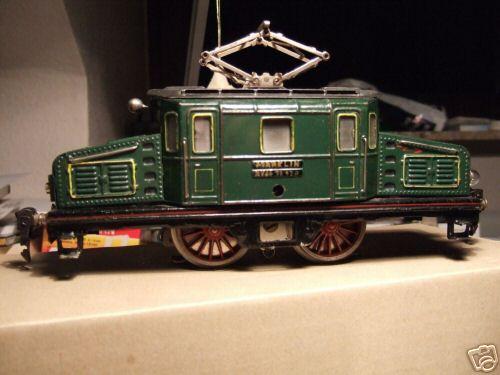 maerklin rv 66/12920 elektro-lokomotive 20 volt spur 0