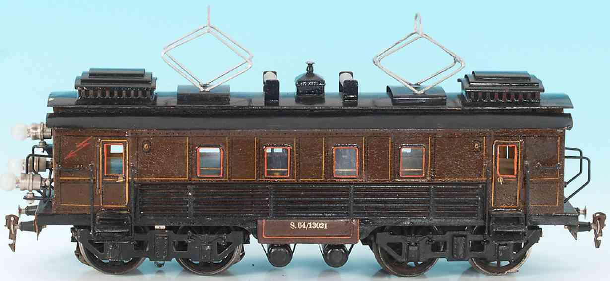 maerklin s 64/13021 spielzeug eisenbahn 20-volt vollbahnlokomotive gotthard spur 1