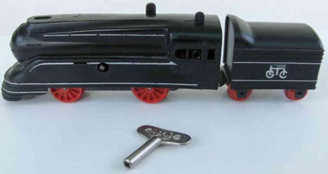 maerklin s 870-2 spielzeug lokomotive b schwarz tender spur h0