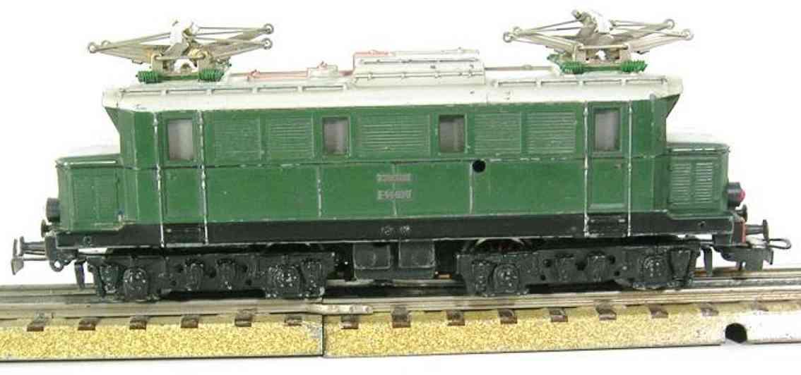 maerklin set 800-1 spielzeug eisenbahn mehrzwecklokomotive green spur h0