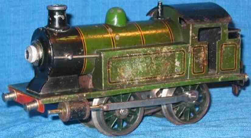 marklin maerklin t 3130 gwr railway toy engine english low voltage locomotive green gauge 0