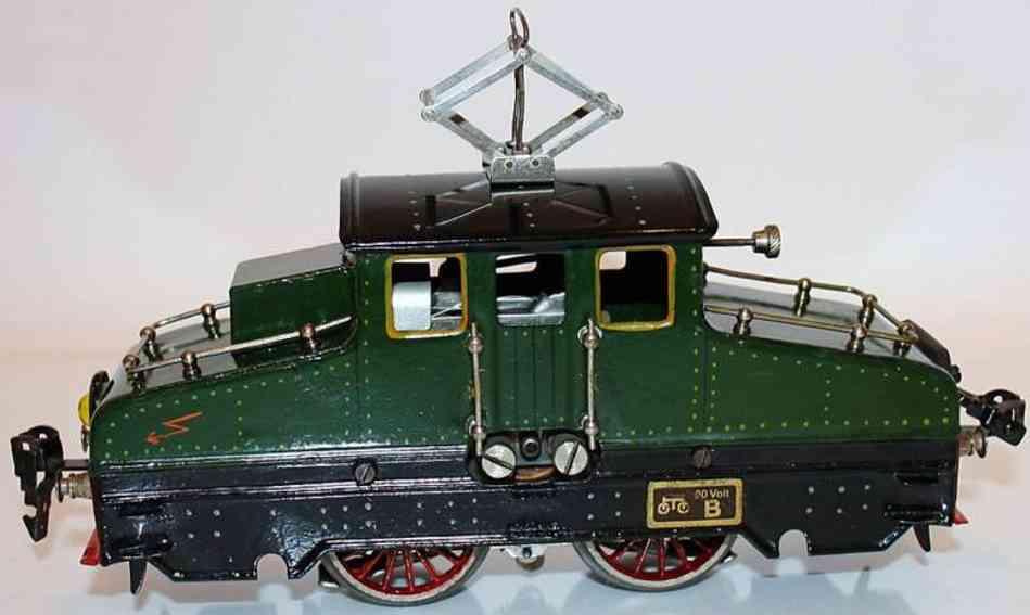 maerklin v 13020 spielzeug eisenbahn vollbahnlokomotive gruen spur 0