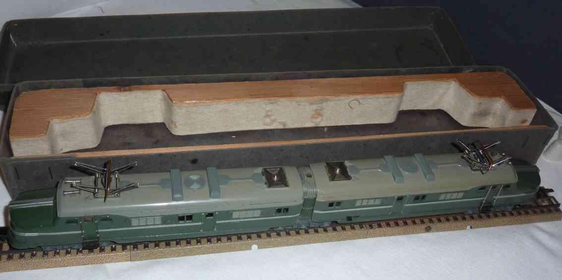 marklin maerklin dl 800-1 railway toy engine diesel double locomotive gauge h0