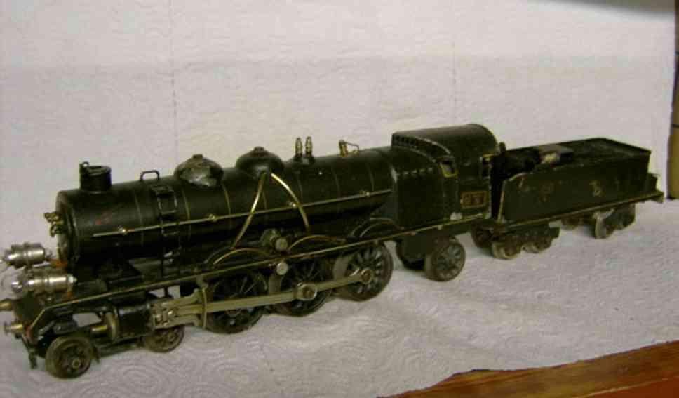 maerklin h 64/13020 eisenbahn 20 volt franzsoesische dampflokomotive spur 0