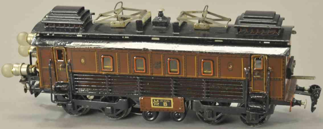 maerklin s 64/13020 spielzeug eisenbahn 20-volt vollbahnlokomotive gotthard spur 0