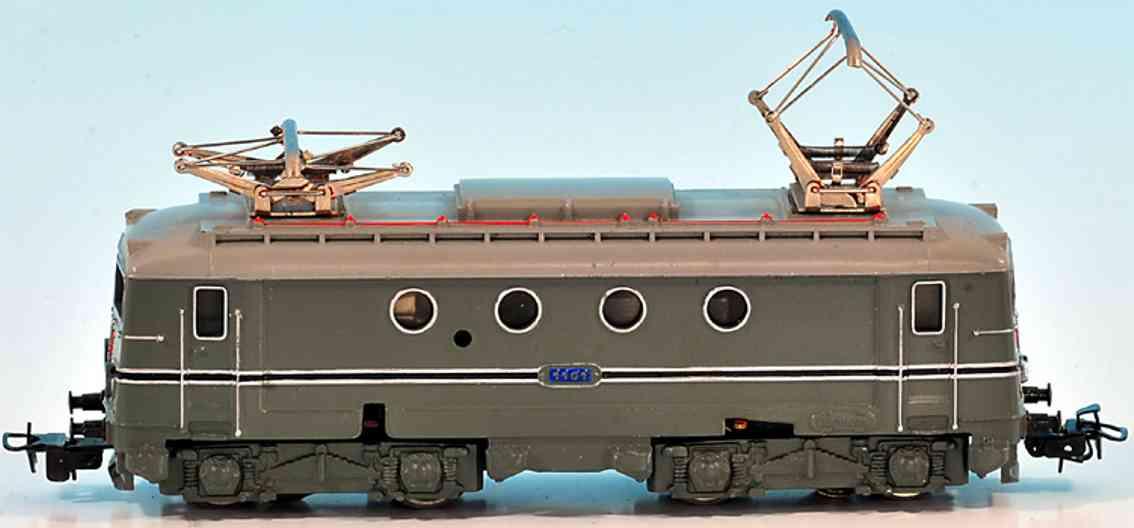maerklin sewh 800-1 spielzeug eisenbahn elektrolokomotive grau spur h0