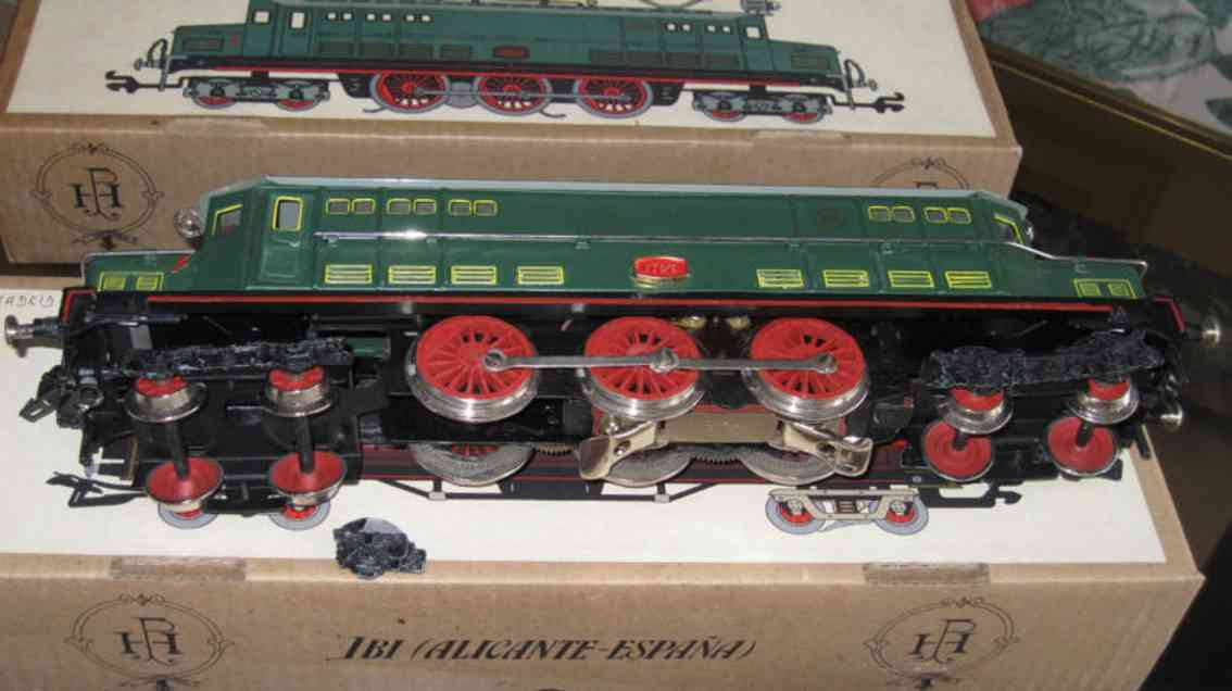 paya 1105 spielzeug eisenbahn lokomotive lokomotive
