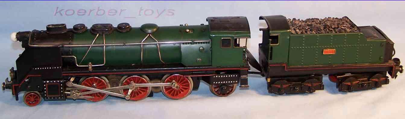 PAYA Dampflokomotive
