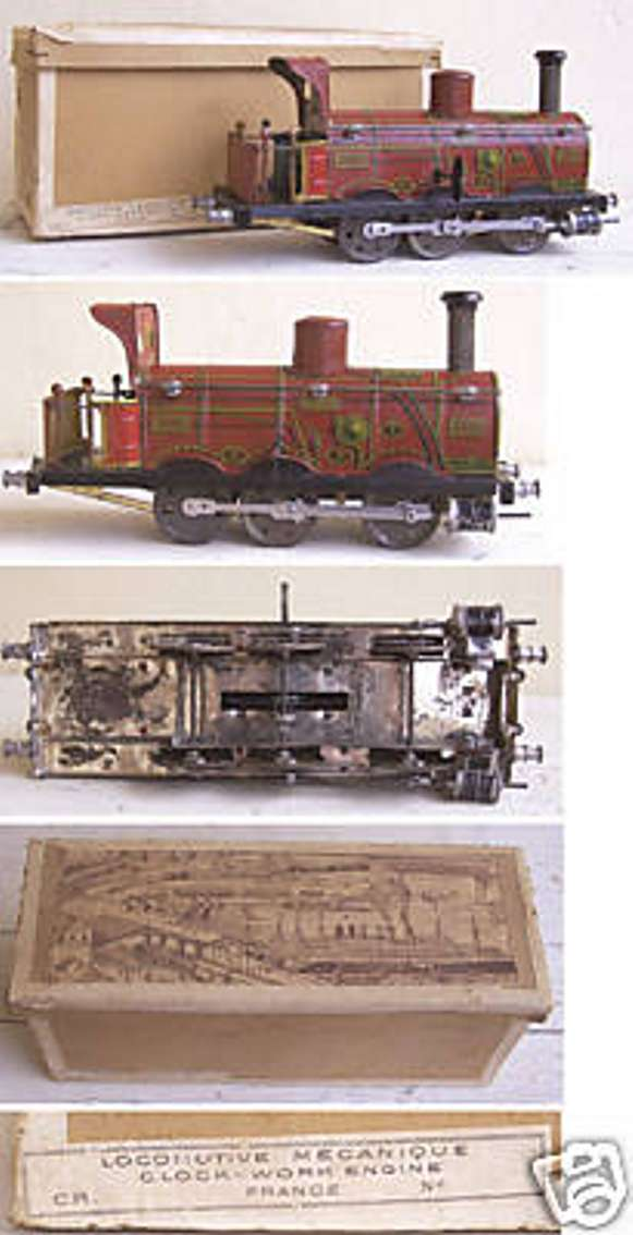 rossignol spielzeug eisenbahn lokomotive spur 0