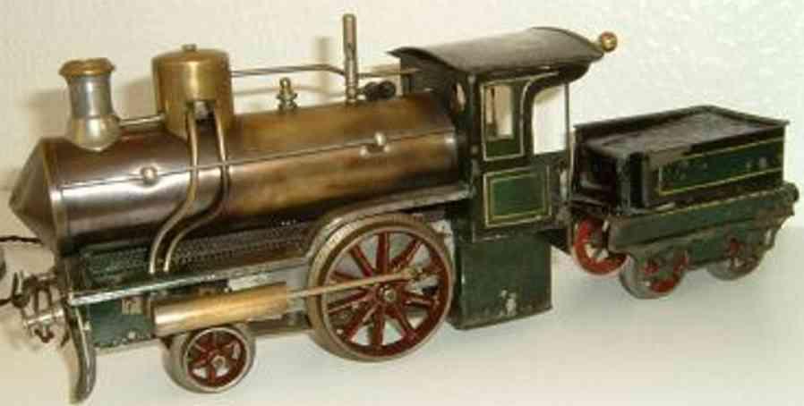schoenner 117 R spielzeug eisenbahn spiritus-dampflokomotive spur H0