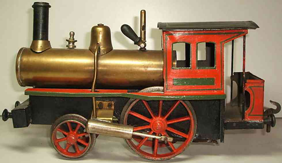 Schoenner Steam locomotive