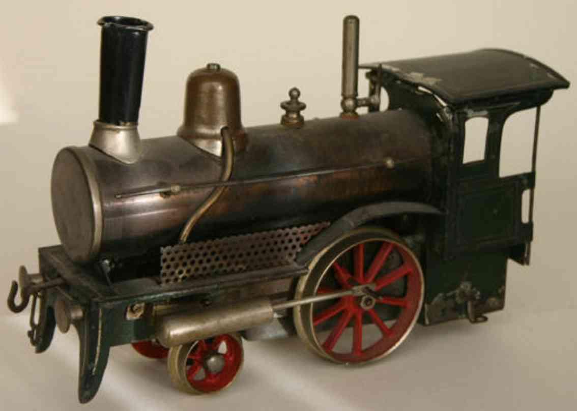 Schoenner Lokomotiven Spiritus-Lokomotive