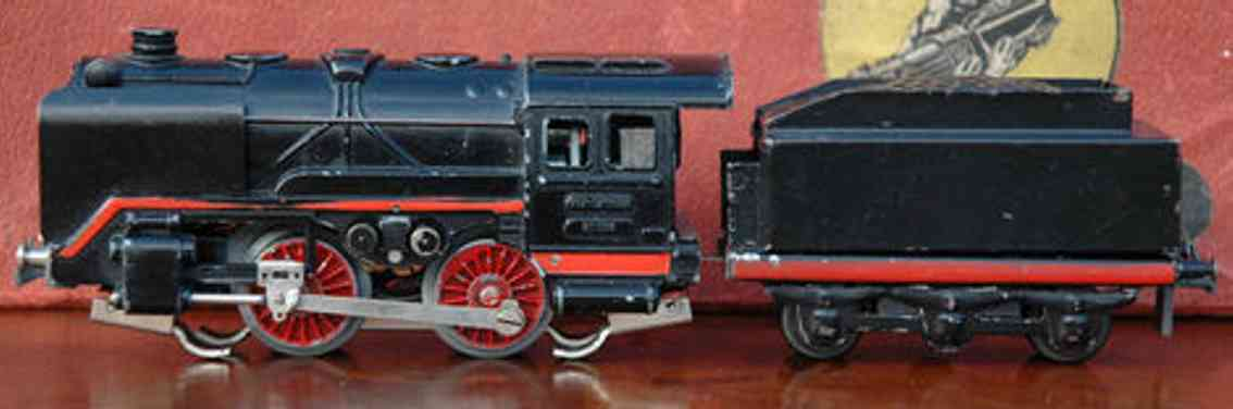 trix 20052 spielzeug eisenbahn lokomotive schlepptenderlokomotive b in wechselstromausführung. gehäuse