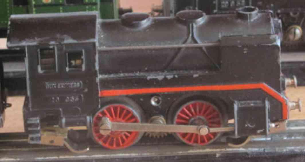 Trix 20/53 Dampflokomotive