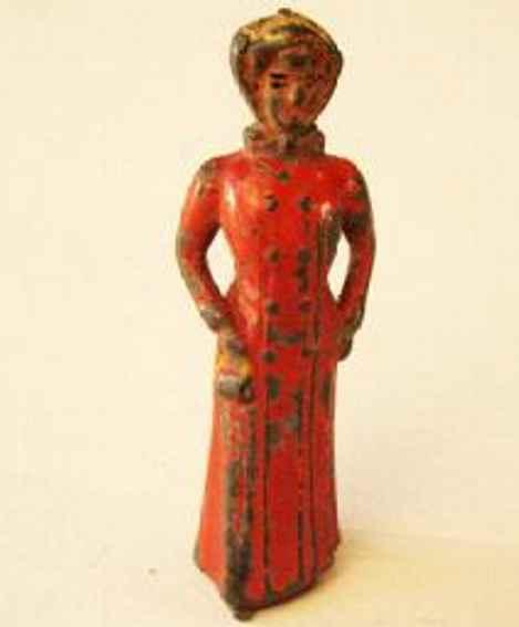 Britains Ltd. Toy Edwardian Lady