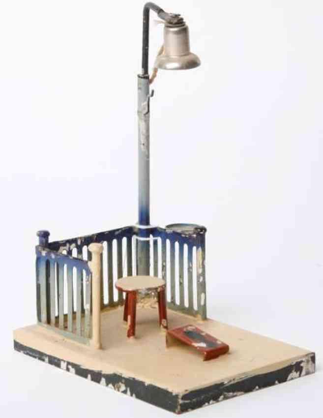 kibri 81/1 railway toy platform boot fettler