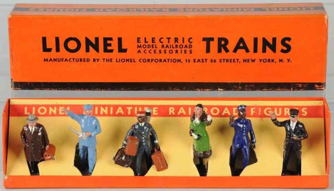 lionel 950 spielzeug eisenbahn miniatur figuren-set
