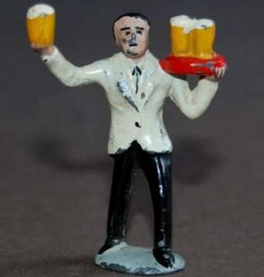 Merten Bierverkäufer
