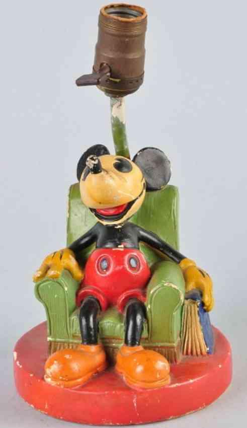 Soreng Mangold Co Micky Maus Lampe
