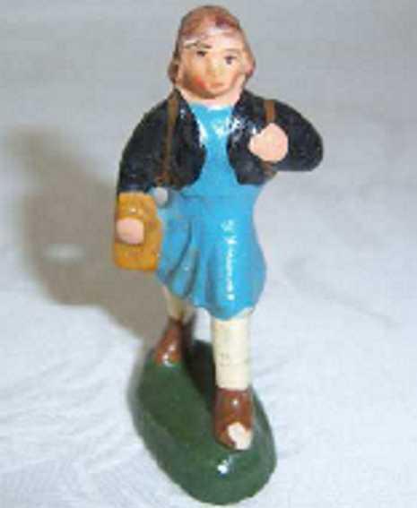 pielzeug eisenbahn figur maedchen hellblaues kleid