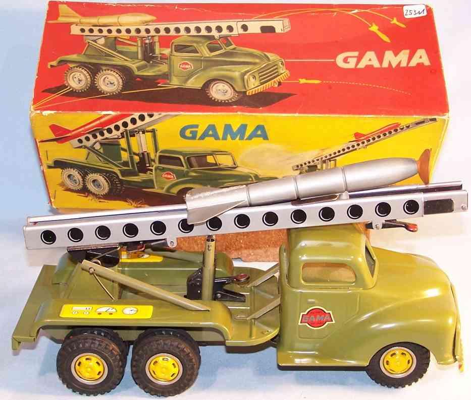 GAMA 211 Raketenwerfer