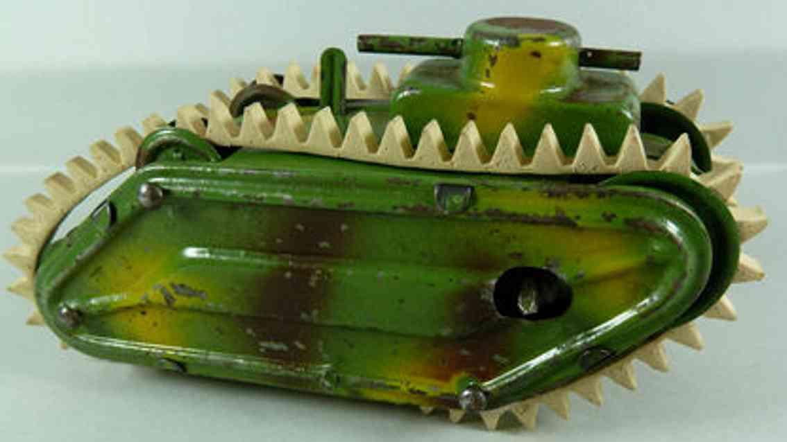 gama 38 militar spielzeug auto panzer in mimikry ausfuehrung mit uhrwerk