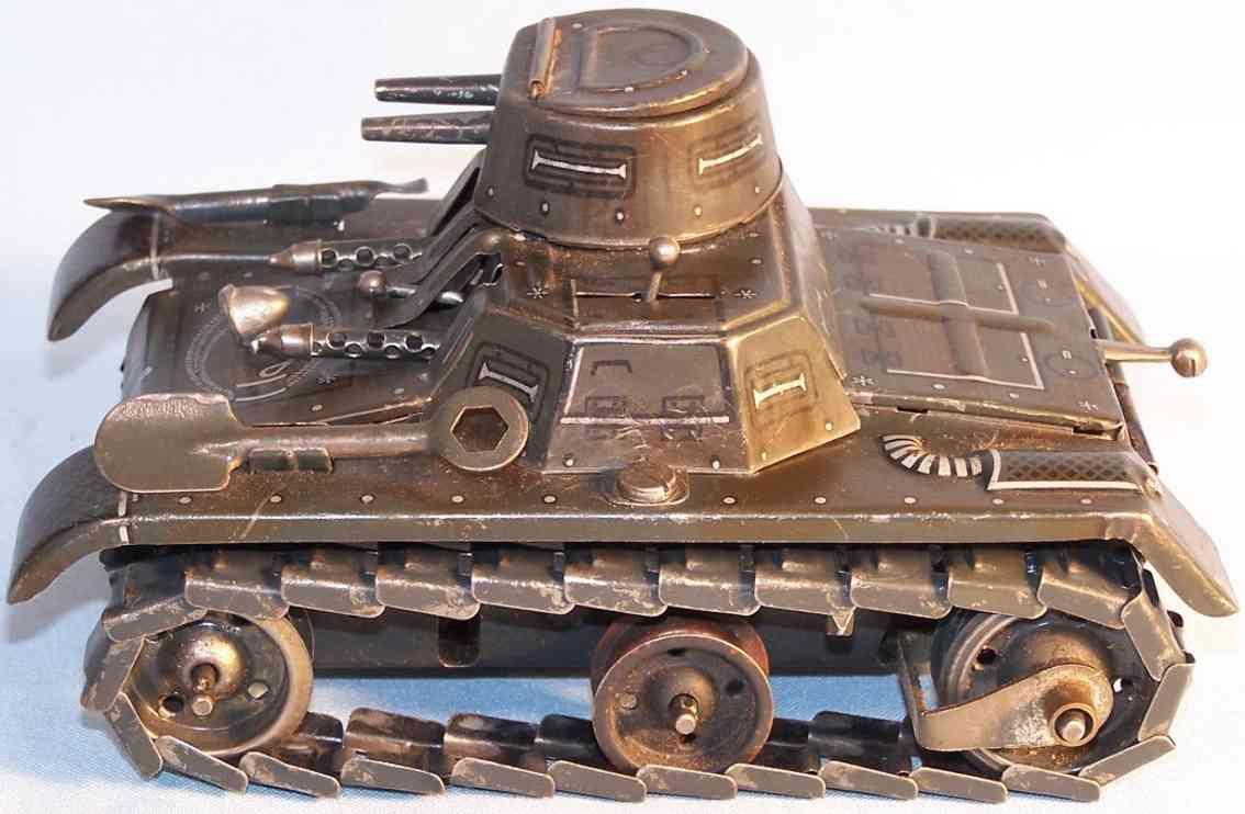 GAMA 82/1 Panzer