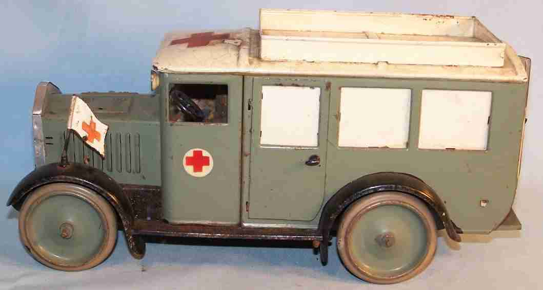 Hauser Ambulance car