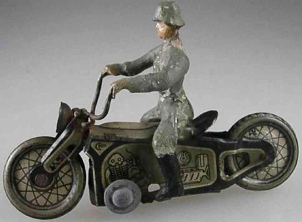 Kellermann Militär-Motorrad