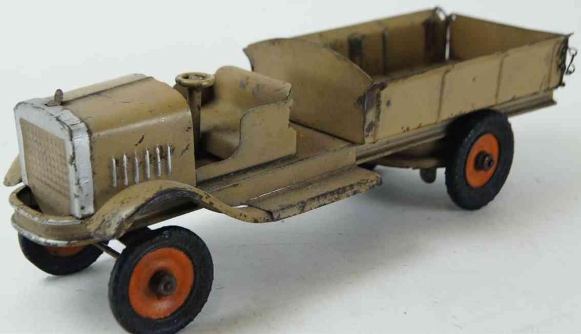 Kingsbury toys Militärfahrzeug