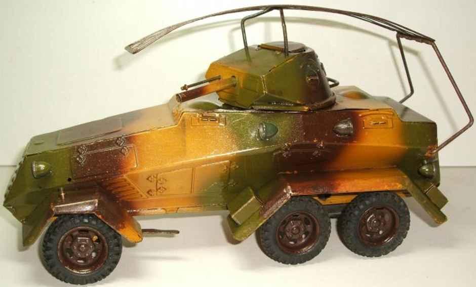 lineol 1210 militaer spielzeug auto panzerspaehwagen mimikri wh 5715