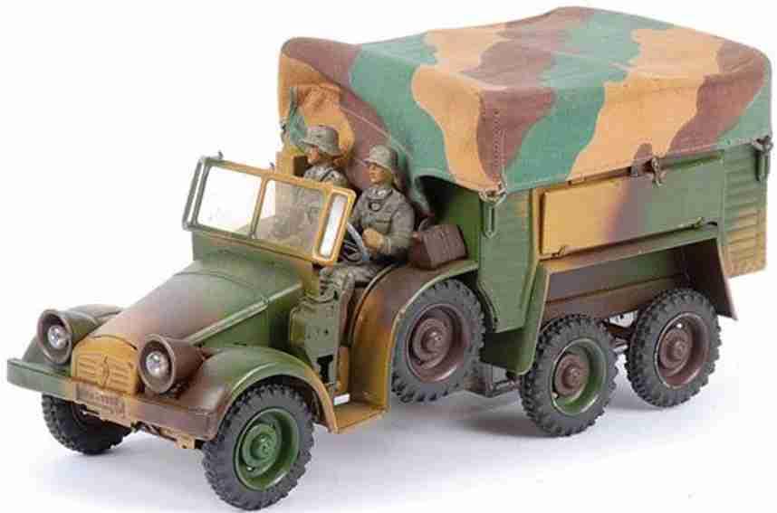 Lineol 1225/7 WH 5223 kleiner dreiachsiger Lastkraftwagen