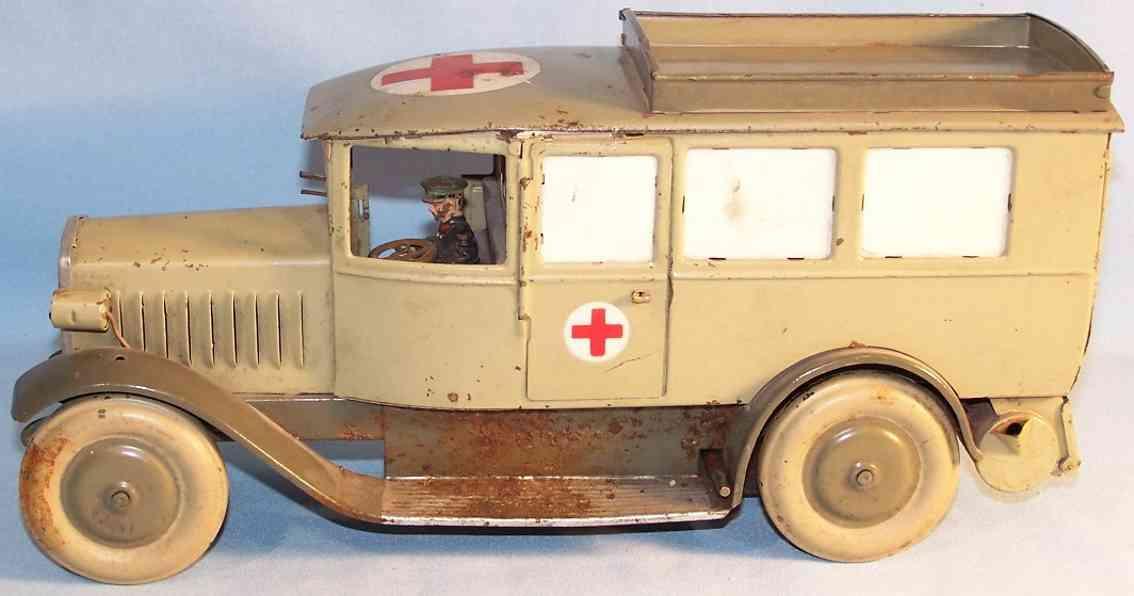 Lineol RW-2302 Fahrzeuge Afrika Corps Sanitätswage