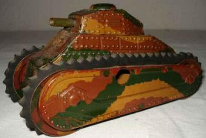 Märklin 1091/2 Uhrwerk Tank