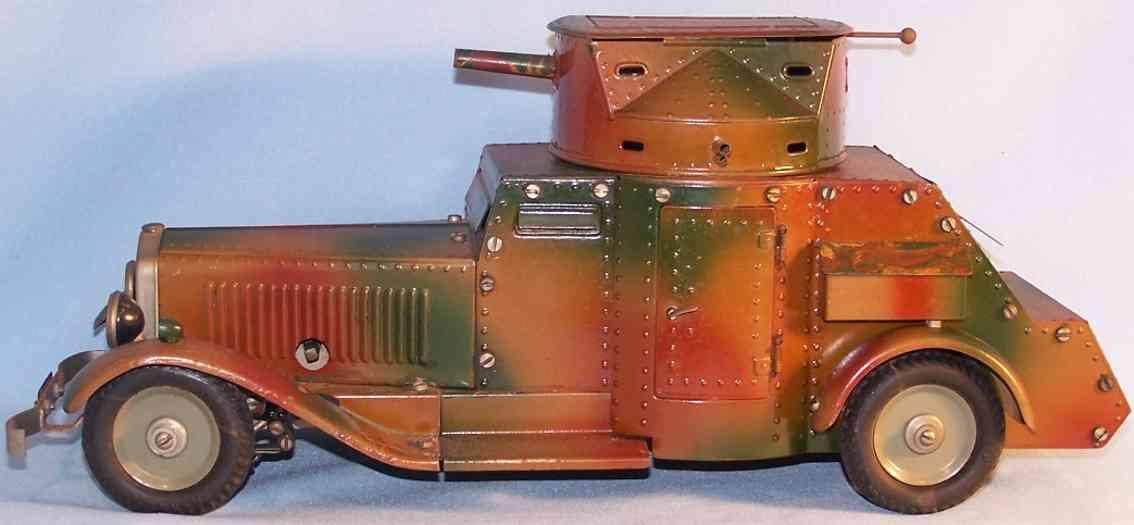 Märklin 1101 Panzerwagen