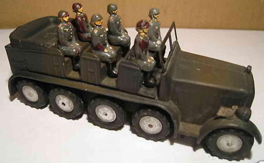 Märklin 8021/16 G Mannschaftswagen