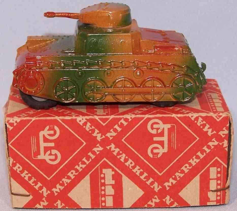 maerklin 8021/1 militaer spielzeug panzer spritzugss mimkry