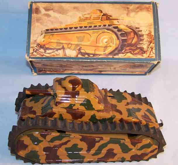 Tippco 200 Panzer