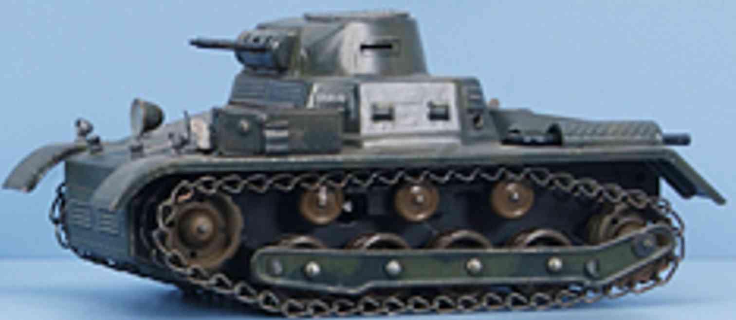 tippco 207 militaer spielzeug auto panzer feldgrau mimikry  100 schuss amorces rollen